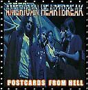 AMERICAN HEARTBREAK - Pcards - CD - **Mint Condition**