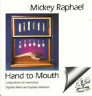 MICKEY RAPHAEL - Hand To Mouth - CD - **Excellent Condition** - RARE