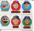 2016 Topps MLB Sticker Collection Baseball 5