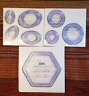Creative Memories Custom Cutting System CIRCLE OVAL JUMBO HEXAGON PATTERNS NEW