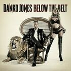 Danko Jones - Below The Belt 7330169001369 (CD Used Very Good)