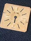 Vintage Mens Piaget Solid Gold Watch Dial 20.4mm