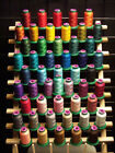 50 Cones Isacord Polyester Embroidery and Quilting Thread Kit 2