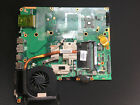 HP Pavilion dv7 3000 Series Laptop Motherboard 574679 001 with CPU shim TESTED