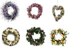 Decorative Front Door Hanging Welcome Wreath Spring Summer Festival Natual Look