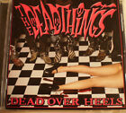 THE DEADTHINGS - DEAD OVER HEELS - CD- ACCEPTABLE CONDITION