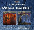 MOLLY HATCHET - Kingdom Of Xii / Warriors Of Rainbow Bridge - CD - Import - NEW