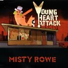 YOUNG HEART ATTACK - Misty Rowe - CD - Single Import - *BRAND NEW/STILL SEALED*