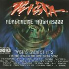TWISTA - Adrenaline Rush 2000: Hits - CD - Collector's Edition - **SEALED/ NEW**