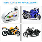 Motorcycle Security Scooter Alarm Anti-theft Disc Brake Lock Loud For Yamaha SLV