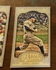 2012 Topps Gypsy Queen Baseball Mini Card Variations Guide 5
