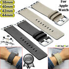 High Quality 100% Genuine Leather Replaceable Band Strap Apple iWatch Series 4