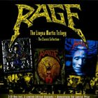 RAGE - Lingua Mortis Trilogy - 3 CD - Import - **Excellent Condition** - RARE