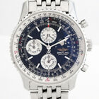 Breitling Watch Navitimer Olympus model A19340 Automatic Rare Used with Box