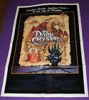 THE DARK CRYSTAL ORIGINAL U.S. ONE-SHEET MOVIE POSTER JIM HENSON FRANK OZ