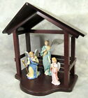 LENOX THE ANGELS RENAISSANCE NATIVITY porcelain FIGURINES 1991 CRECHE in box
