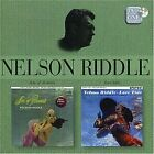 NELSON RIDDLE - Sea Of Dreams / Love Tide - CD - Import - **Mint Condition**