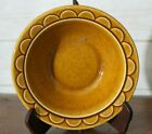 vintage mid century Homer Laughlin Golden Harvest Cereal Bowl Granada Coventry