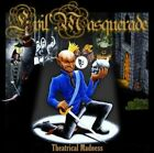 Theatrical Madness by Evil Masquerade (CD, Apr-2005, Frontiers)