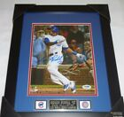 Addison Russell Signed Chicago Cubs Framed Autographed 8X10 Photo PSA DNA COA