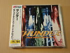 THUNDER Their Finest Hour(and a bit) TOCP-3391 JAPAN CD w/OBI p460