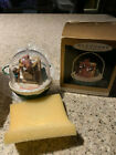 Hallmark Light and Motion Ornament Forest Frolic Baby Animals Ornament 1995