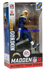 McFarlane NFL Madden 18 Series 1 LA Chargers Melvin Gordon Color Rush Blue