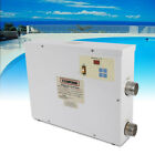9KW Electric Water Heater Thermostat SPA Swimming Pool Hot Tub Water Warmer 220V