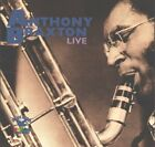ANTHONY BRAXTON - Anthony Braxton Live - CD - Live - **BRAND NEW/STILL SEALED**