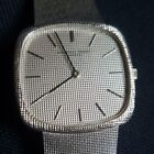 AUDEMARS PIGUET Watch Old White Gold Used Excellent++