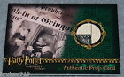 2005 Artbox Harry Potter and the Sorcerer's Stone Trading Cards 3