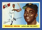 Monte Irvin Cards, Rookie Card and Autographed Memorabilia Guide 4