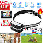 300M Rechargeable Wireless Remote Dog Training Collar Large Small Deaf Dogs