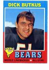 Top 10 Dick Butkus Football Cards 15