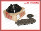 Royal Enfield Electra 350c Chain & Sprocket Kit 16 T94 Pitch O Ring Type  4 Spee
