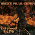 WHITE FEAR CHAIN - Visceral Life - CD - **Excellent Condition** - RARE
