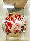 American Greetings Vintage Strawberry Shortcake Christmas Satin Ornament Ball