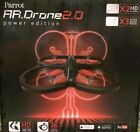 Parrot AR Drone 20 Quadricopter Power Edition Flying HD Camera BRAND NEW