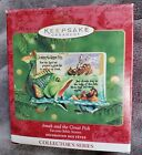 Hallmark Jonah and the Great Fish Favorite Bible Stories Collectors Series 2000