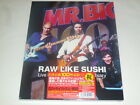 Mr. Big  Raw Like Sushi 100  Live in Japan 2DVDS+2CDS Limited Edition Box