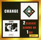 CHANGE - Miracles / Change Of Heart - CD - Original Recording Reissued VG