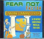 Fear Not Factor-a Heavenly Christmas Musical For Kids- Listening - CD NEW