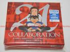 Kuraki Mai Detective Conan COLLABORATION BEST 21 Limited Edition 2 CD DVD Japan