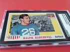 1955 Topps All-American Football Cards 32