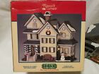 2004 Lemax Village Collection Lighted House 45036 Plymouth Corners Christmas