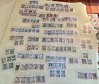 VINTAGE Lot of  182 NFL Sunoco 1972 Action Stamps Football