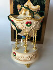 Hallmark 1995 Tobin Fraley Holiday Carousel Series Ornament Light