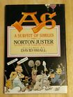 A Surfeit Of Similes by Norton Juster Signed by Illustrator David Small