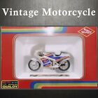 Brand New 1 18 Guiloy Metal Motorcycle Honda Campsa Ref12803  Toy  Diecast