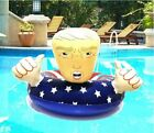 Donald Trump Pool Float Inflatable Beach Tube Toy MAGA America For Adults Kids
